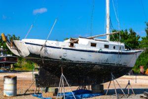 acheter un bateau coque