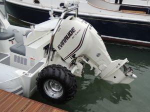 entretien d'un moteur hors-bord