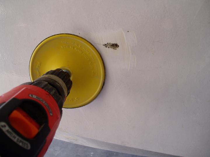 réparer et rénover une coque de bateau en gelcoat